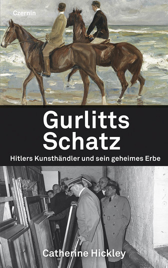 The German version of my book, Gurlitts Schatz, is coming soon